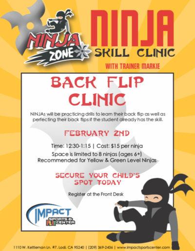 Feb 2nd - Ninjas